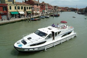 Houseboat a Murano